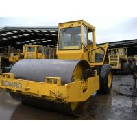 Quality used Bomag BW213D road roller double drum year 1987 for sale