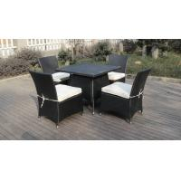 Quality (5pcs dining sets)=4pcs chair+1pcs table for sale