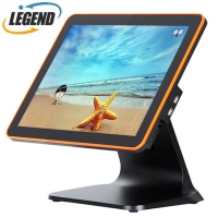 Buy cheap Top1 CJ Legend T660 Touch Screen Pos Machine Ultra Thin Design Pos Systems pos from wholesalers