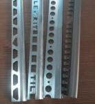 Quality Silver Aluminium Ceramic Tile Trim Window Curtain Accessories For Decoration for sale
