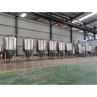 China 500l beer brewing equipment for pub beer making kit on sale