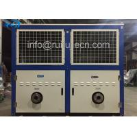 China 44hp V Type Bitzer Compressor Semi Hermetic Condensing Unit For Industrial Chiller Room on sale