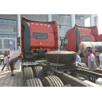 Quality 290HP Prime Mover Truck 30 - 40 Tonne Load Left Hand Drive 80R22.5 Tire for sale