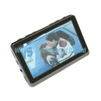 Quality 4.3 inch mp5 player ,support 720P movie for sale
