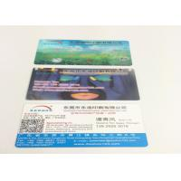 Quality OEM PP / PET 3D Lenticular Business Cards 3D Lenticular Printing for sale