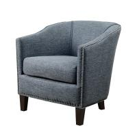 High Leg Upholstered Accent Chairs , Accent Arm Chair 28.75