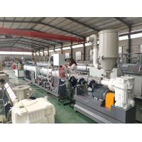 China High Intensity ABS / PC / PS / HIPS Plastic Production Line For Making PMMA Sheet  Plastic Sheet Machine on sale