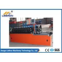 Quality High Strength Steel Frame Roll Forming Machine For Sheet Metal Door Frames for sale