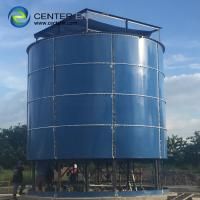 Quality Glass - Fused - To - Steel Bolted Anaerobic Digestion AD Tank Easy To Clean for sale