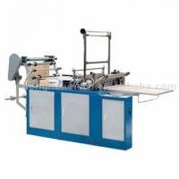Quality Mirocomputer Automatic Vest Bag Making Machine for sale
