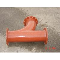 Quality DI Flange Fittings supplier for sale