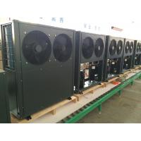 China Radiator Heating Air Source Heat Pumps Hot Water / Heating And Cooling on sale