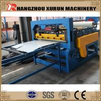 Quality Simple Slitting and Cutting to Length Machine Double Layer C Z Purlin Roof Wall Panel Roll Forming Machine for sale
