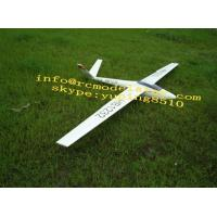 Quality Salto V-Tail RC Model Glider Balsa Wood 4 Channels To Turn Right / Turn Left for sale