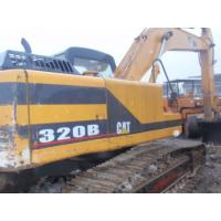 China Used Excavator Cat320b on sale