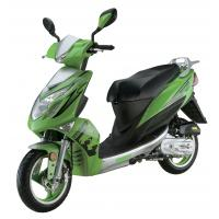 China New 50cc gas scooter eec epa approved on sale