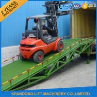 Quality Heavy Duty Container Loading Ramps for sale