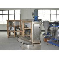 China Vertical Spin Dryer Plastic Dewatering Machine Motor 7.5kw Capacity 500kg/H on sale