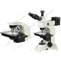 Quality Precision Trinocular Microscope with Dark / Bright Field Observe Objective Lens 50X - 400X for sale