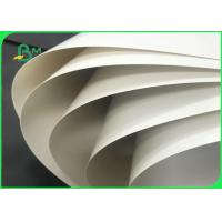 China 250gsm 300gsm 350gsm + 15g PE Coated Cardboard For Fast Food Packages on sale
