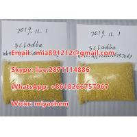 Quality safety cannabinoid 5cl-Adb-A 5CL-ADB-A yellow Research Chemical Powder 4fadb chemical high Purity for sale