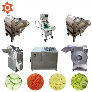 Quality Lettuce / Potato Chip Slicer Machine 220 / 380V Voltage 70KG Net Weight for sale