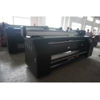 China Automatic Textile Digital Fabric Printing Machine With CMYK Four Color on sale