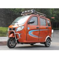 Quality Axle Transmission Gasoline Tricycle 2600*1250*1650 Mm With Water Cooling System for sale