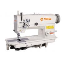 Quality High speed double needle lockstitch sewing machine for sale