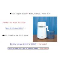 Quality Appliance Water Distiller for sale