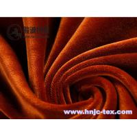 China China wholesell high quality dyeing silver fox wool fabric/velvet for apparel and sofa on sale