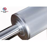 Quality Coating Anilox Rollers / Steel Flexo Printing Rollers Machinery Parts for sale