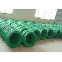 Quality PVC, PE Coated Iron Wire for sale