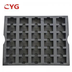 China Low Density Anti Static Polyethylene Foam Closed Cell Soft ESD Black Sheet LDPE on sale