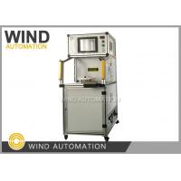Quality BLDC Motor Rotor Armature Testing Machine BEMF Magnetic Detection Single Station for sale