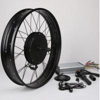 Quality Portable Complete Electric Mountain Bike Conversion Kit High Performance for sale