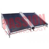 Quality 50 Tubes Vacuum Tube Solar Collector Three Layers Glass Tube High Efficiency for sale