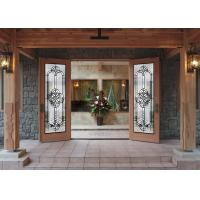 Buy cheap pearly l Art Glass Panels Thermal Sound Insulation handcrafted vogue Timeless from wholesalers