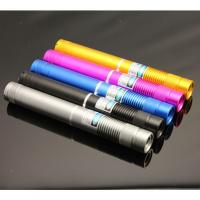 China 445nm 1000mw blue laser pointer with rechargeable battery on sale