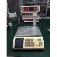 Quality Cashier scale/TP-31LE/LED/double sides display for sale