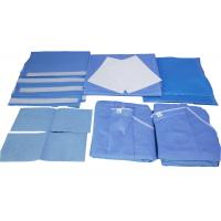 Buy Commercial Cloth Surgical Pack Wraps Material Optimized Free Sample at wholesale prices
