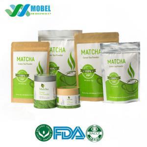 Quality Gree Tea Extarcts  Matcha Tea Powder For Healthy Food Detox Slimming for sale