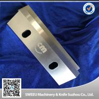 Quality Durable D2 Replacement Plastic Cutting Blade For Plastic Recycling Machine / Line for sale