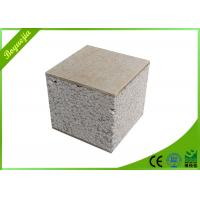 Quality Fireproof EPS Cement Sandwich Panel For House Building , Easy Installation for sale