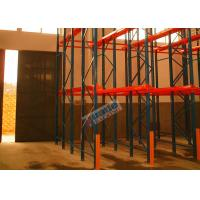 Buy cheap Customized Warehouse Storage Racks Drive In Pallet Racking Q235B Steel Material from wholesalers
