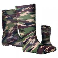 China Lining socks For men PVC rain boots ,Rubber boots on sale