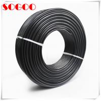 Quality 2x6 mm2 IEC60332-1 RRU Shielded Power Cable Insulated For Base Station ZA PVC Jacket for sale