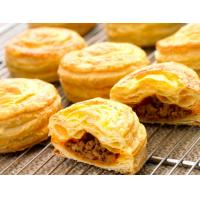 Quality Siemens Touch Screen Puff Pastry Making Machine Easy Clean With Folding Accessories for sale