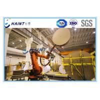 Quality Automation Solutions Factory Robot Arm , Industrial Robot Manipulator In Paper Mill for sale