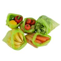 China Eco Friendly Hdpe Bag Roll , T-Shirt Perforated Produce Bags Flexo Printing on sale